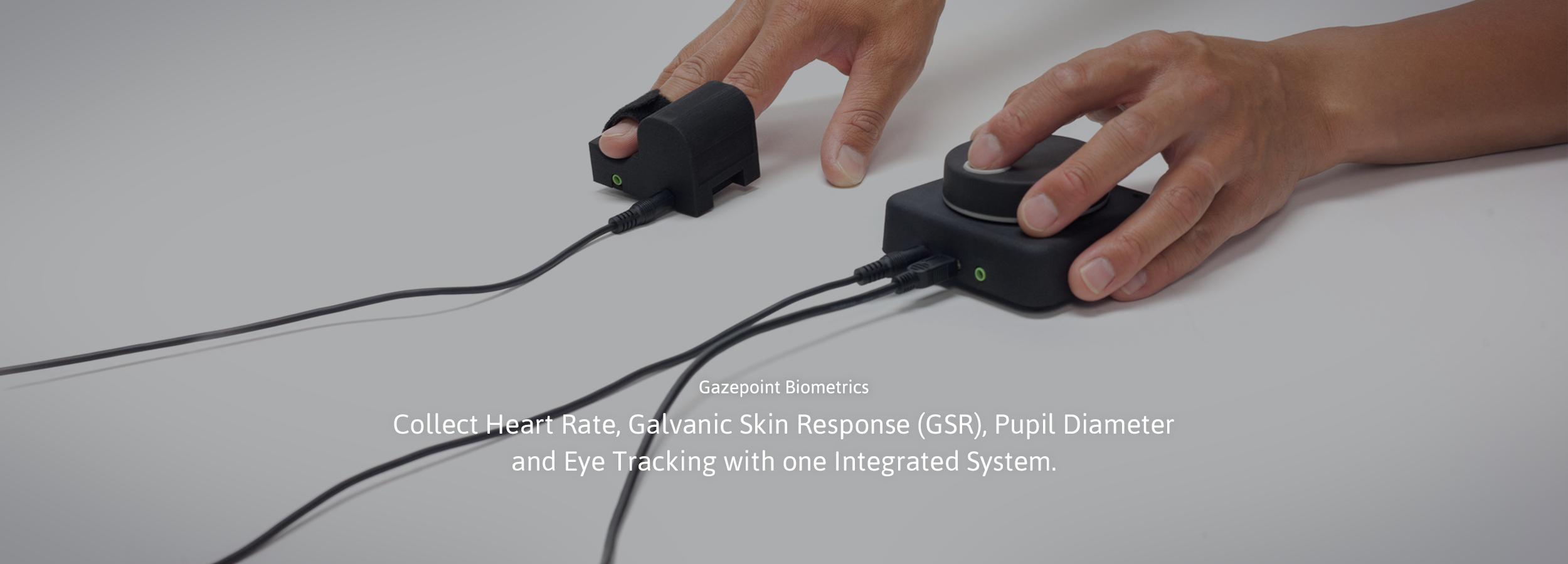 Gazepoint Biometrics Kit