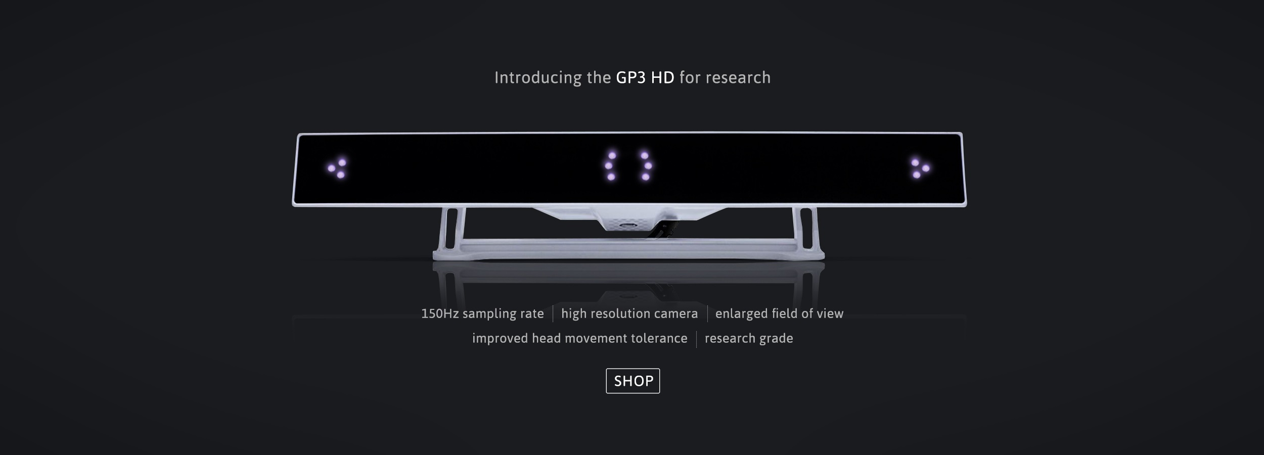 Gazepoint GP3 HD