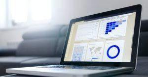 Eye-Tracking data displaying on a screen