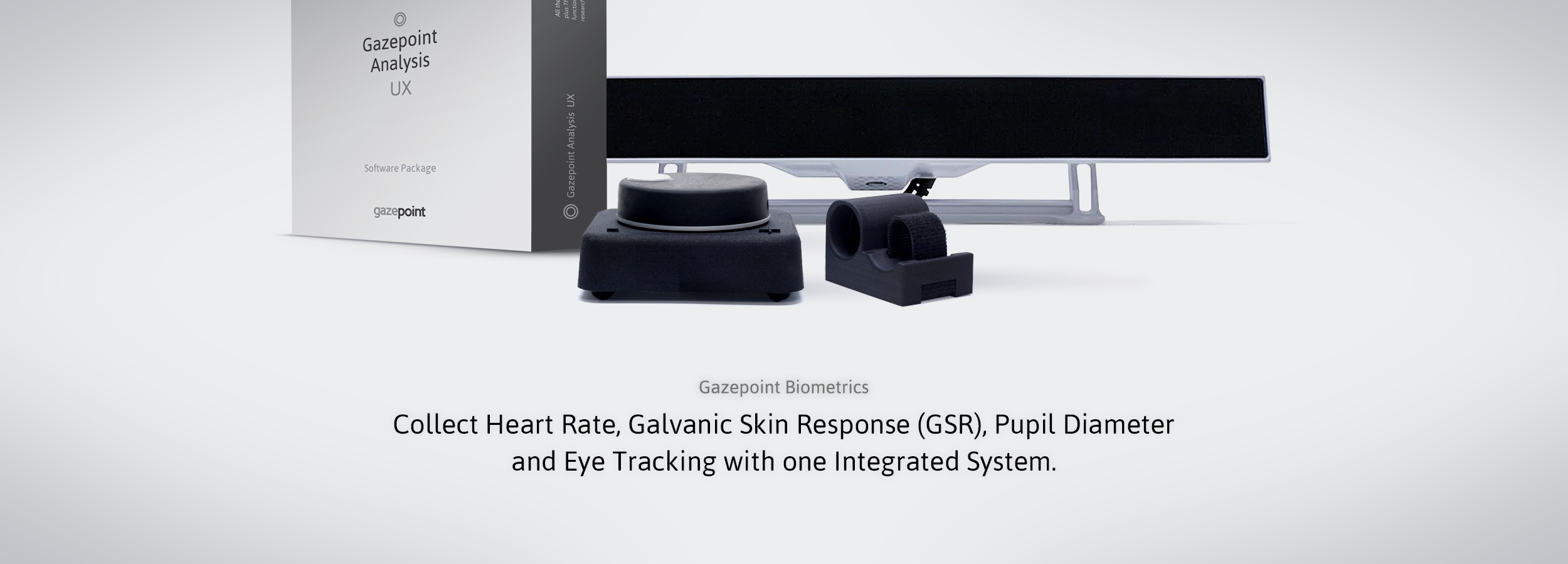 Gazepoint Biometrics Kit