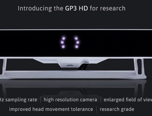Introducing the Gazepoint GP3 HD